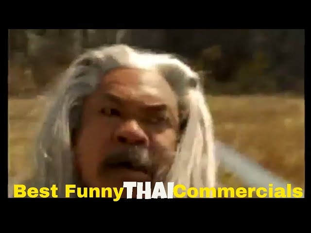 Funny Thai video commercials: Thai family relation gets complicated [part 2]