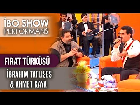 Fırat Türküsü | İbrahim Tatlıses & Ahmet Kaya| İbo Show Canlı Performans