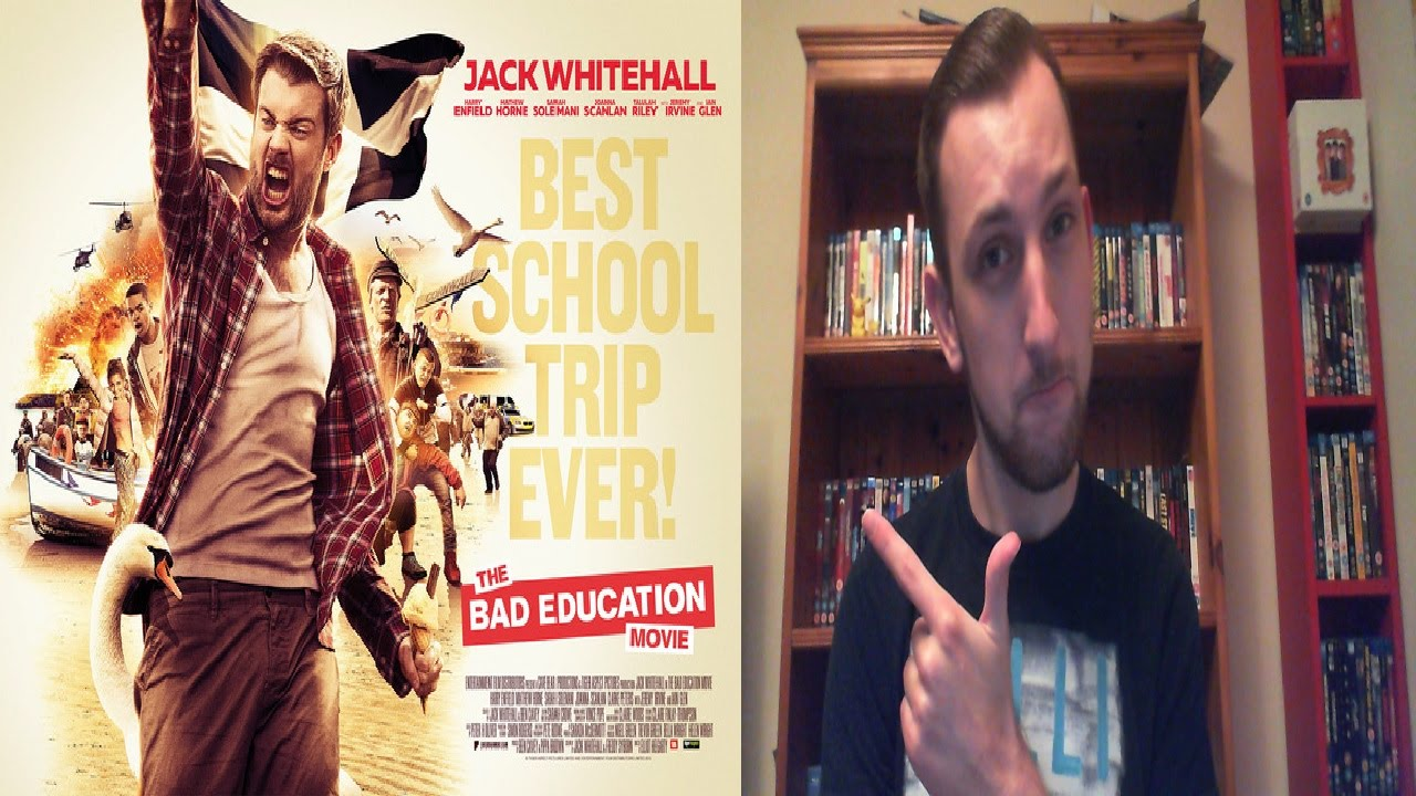 The Bad Education Movie Review
