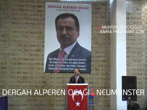 Yavuz Ağıralioğlu - Neumünster Alperen Ocağı (2)