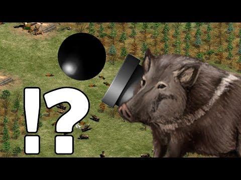 AoE2 - Cannon Boar Nothing!