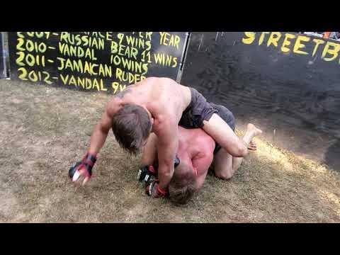 STREETBEEFS ALPHA VS T NASTY MMA