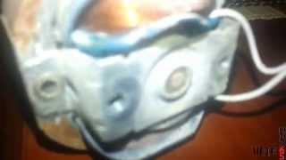 Правильная смазка электродвигателя с подшипником скольжения.