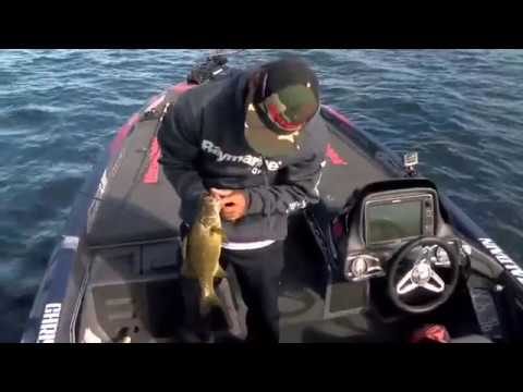 Bassmaster Elite Series: Toyota Angler of the Year Championship 2015 part 2