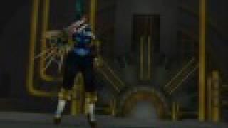 Baten Kaitos Origins - Boss: Shanath