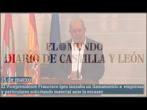 Lo que decía la consejera de Sanidad de Castilla y Leon sobre el uso de mascarillas el 13 de marzo