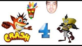 Crash Bandicoot La venganza de Cortex [DIRECTO] Mundo de Viento
