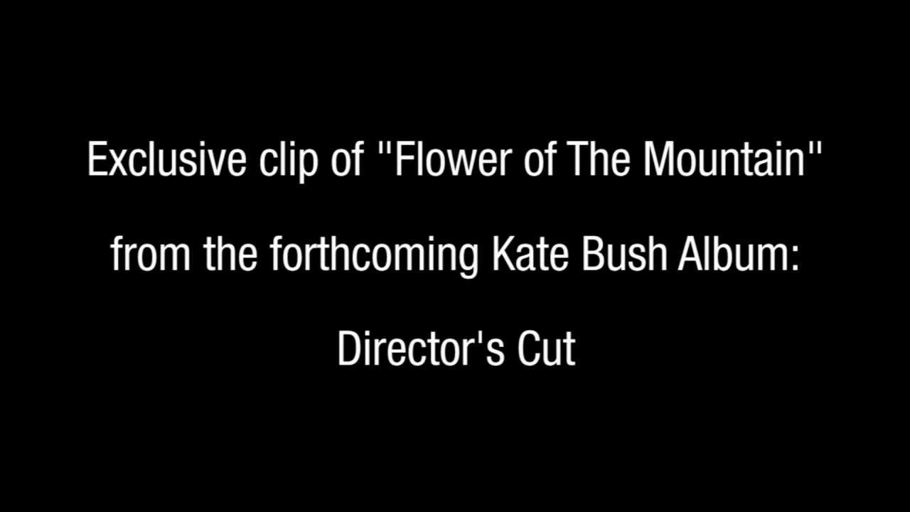Kate Bush - Flower of the Mountain (Director's Cut) - Exclusive Clip