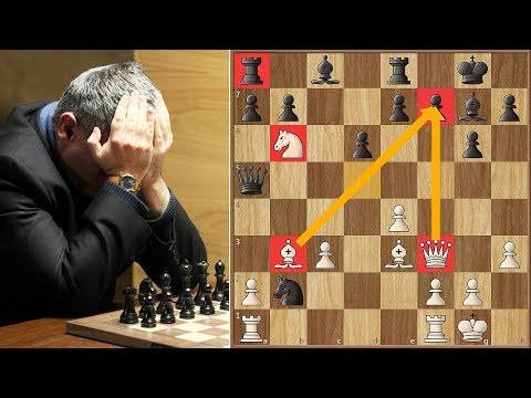 Chucky Loses Because Of Fair Play | Grischuk vs Ivanchuk | Candidates Tournament 2013. | Round 8