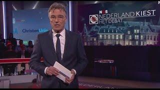 Live: Het slotdebat van de NOS