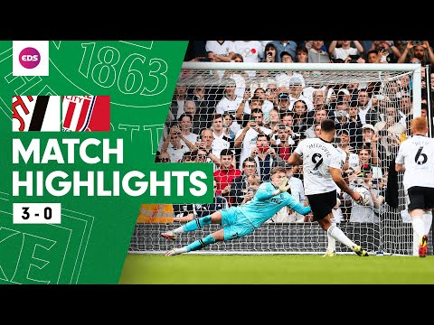 Fulham Stoke Goals And Highlights