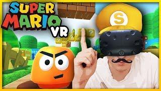 Super Mario VR *FAIL*