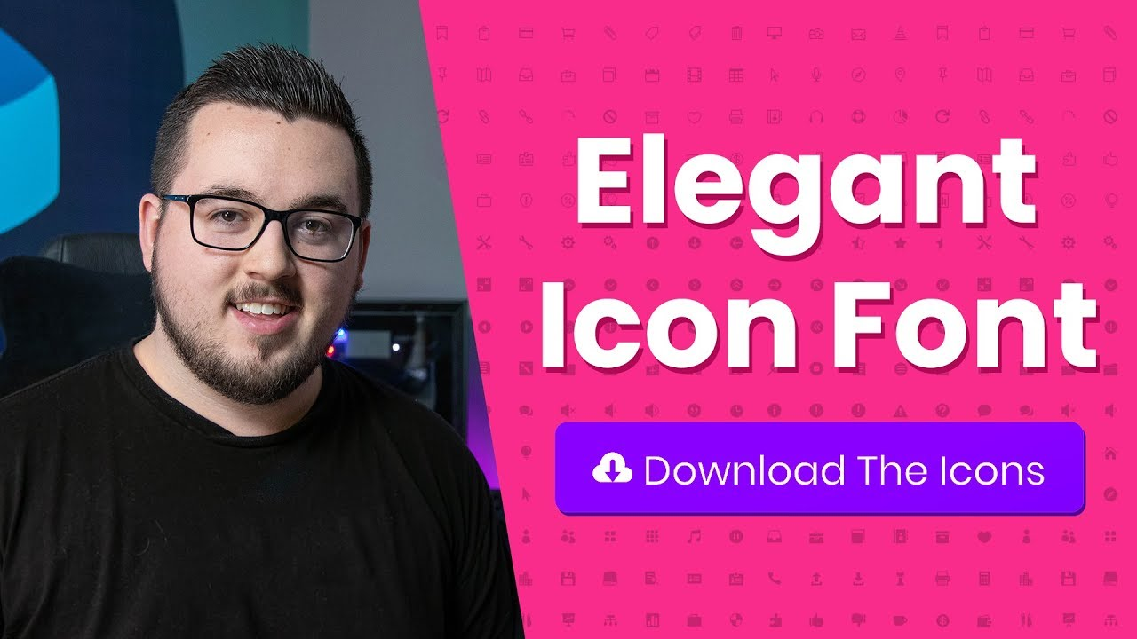 The Elegant Icon Font – 360 Of The Best Free Icons For The Modern