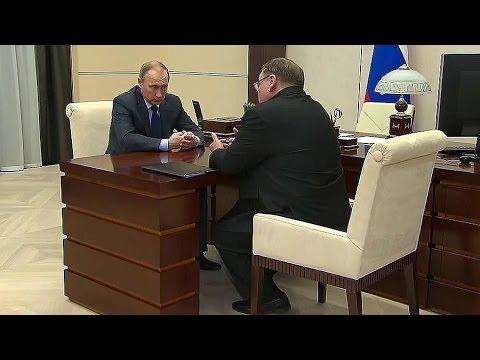 Президент Владимир Путин и губернатор Ивановской области Павел Коньков, обсудили ситуацию в регионе.