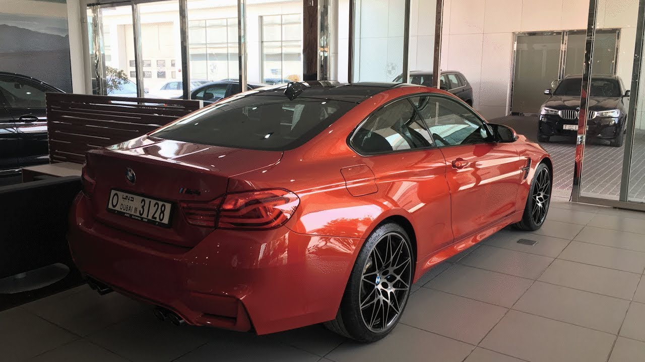 Finally! Taking Delivery Of My 2018 BMW M4 Competition