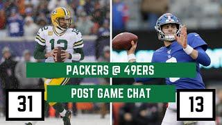 Packers vs. New York Giants Week 13   PackersNews Postgame Chat