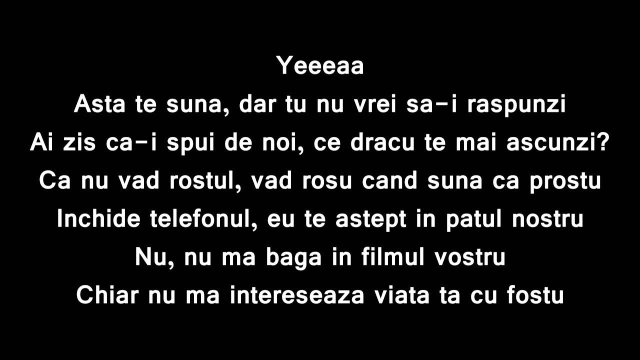 Speak feat. Brighi & Cabron -Prada de razboi ~Versuri~
