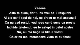 Speak feat. Brighi & Cabron -Prada de razboi Versuri