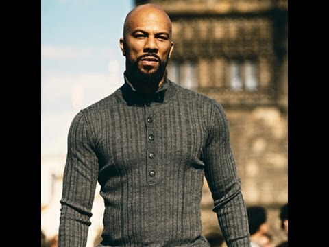 "Rapper Common on racism:  ""Let's forget about the past"""