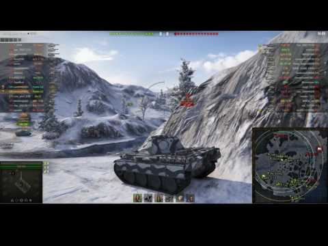 2017-03-27 World Of Tanks Swimming in red SEA