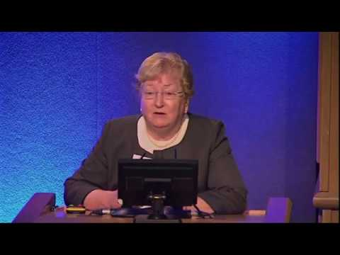 IPL Dublin 2015   Morning Plenary Session  Caroline  Hager and Margaret  Murphy