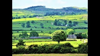 Cartmel Cumbria Lake district England