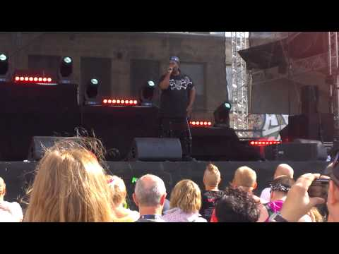 Turbo B. - Beatboxing (It's Your Birthday & Billie Jean) (Live We Love The 90's, Helsinki)
