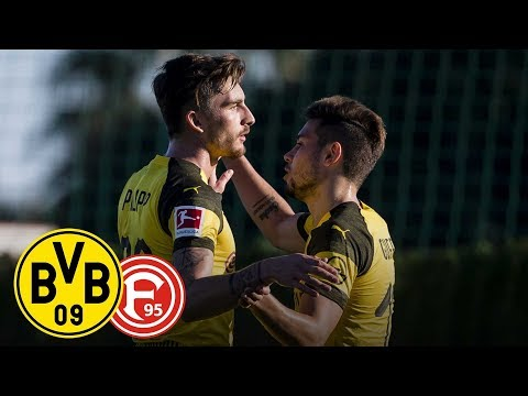 Maximilian Philipp's Rocket! | BVB - Fortuna Düsseldorf 3-2 | All Goals and Highlights