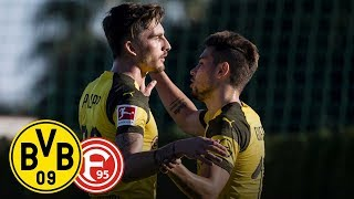Maximilian Philipp's Rocket! | BVB - Fortuna Düsseldorf 3-2 | All Goals and Highlights