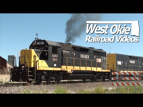 Trains Around Oklahoma City: June 6th, 2016