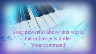 Beautiful Jesus with Lyrics by Kristian Stanfill In HD - 0005