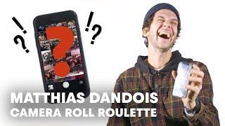 BMXer Leaked Phone Footage | Camera Roll Roulette w/ Matthias Dandois