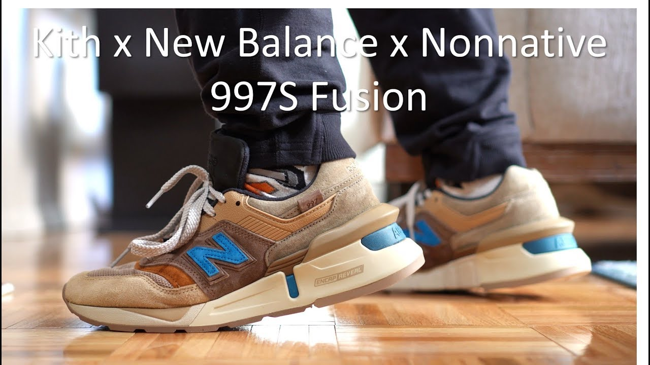 new balance 997s kith