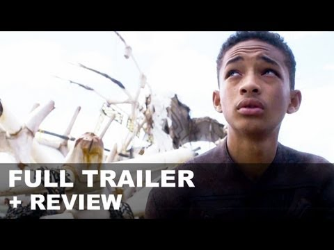 After Earth Official Trailer + Trailer Review : HD PLUS