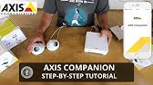 AXIS Companion - Download ACC - YouTube