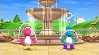 Mario Party 9-Gameplay - DK ' s Jungle Ruins / Cartoons Mee HD