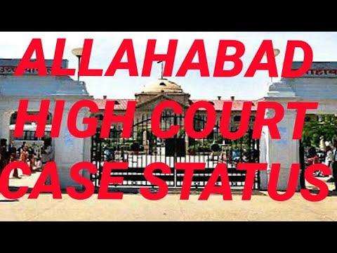 Alllahabadhigh court case status