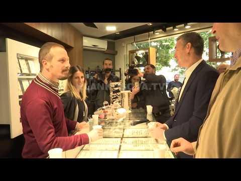 Veseli bën fushatë për Çelajn - 22.09.2017 - Klan Kosova