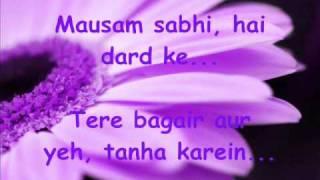 Dilkash Dildaar Duniya - with Lyrics & English Translation - Aashayein