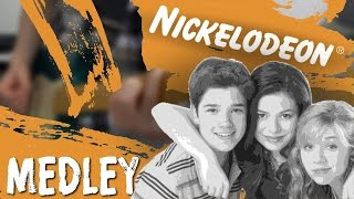 15 Live Action Nickelodeon Theme Songs in 3 Minutes