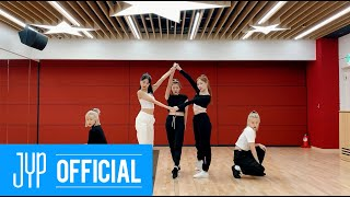 """Gambar cover ITZY """"Not Shy"""" Stage Practice"""