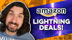 Amazon Lightning Deals | How I Profited 2586$ From One Lightning Deal | Step-By-Step Tutorial