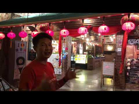 Kangen Cafe in Ipoh Malaysia