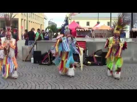 Prague Peruvian Flute Band September 2014 Cosmos