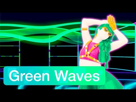 Green Waves (Зеленые волны) By Zivert | Mash-Up | Just Dance 2020