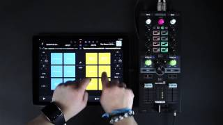 DJTABOU - Reloop Mixtour DJ Controller with djay Pro for iPad