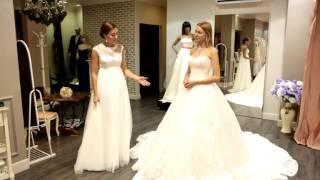 Свадебные платья от европейских дизайнеров по доступной цене. Свадебный салон