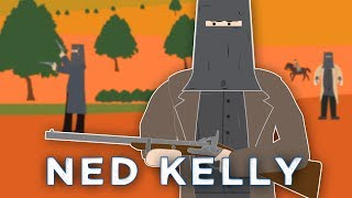 Ned Kelly - The Armored Criminal (Strange Stories)