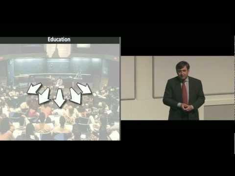 """The scientific approach to teaching..."" - Eric Mazur at ALT-C 2012"