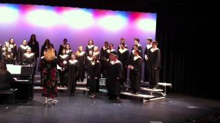 "California High School Concert Choir-""Mairi"